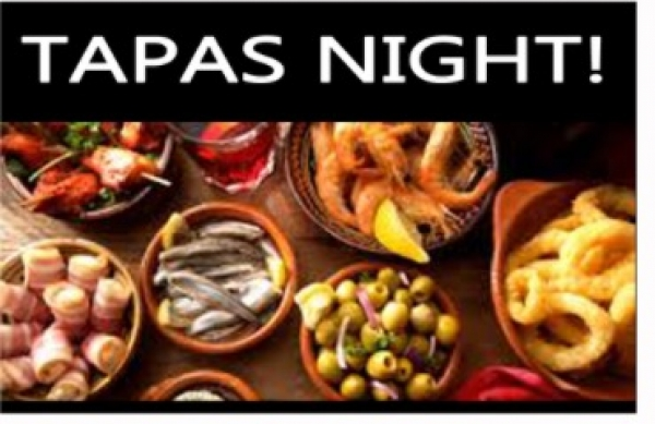 Last call for Tapas Night